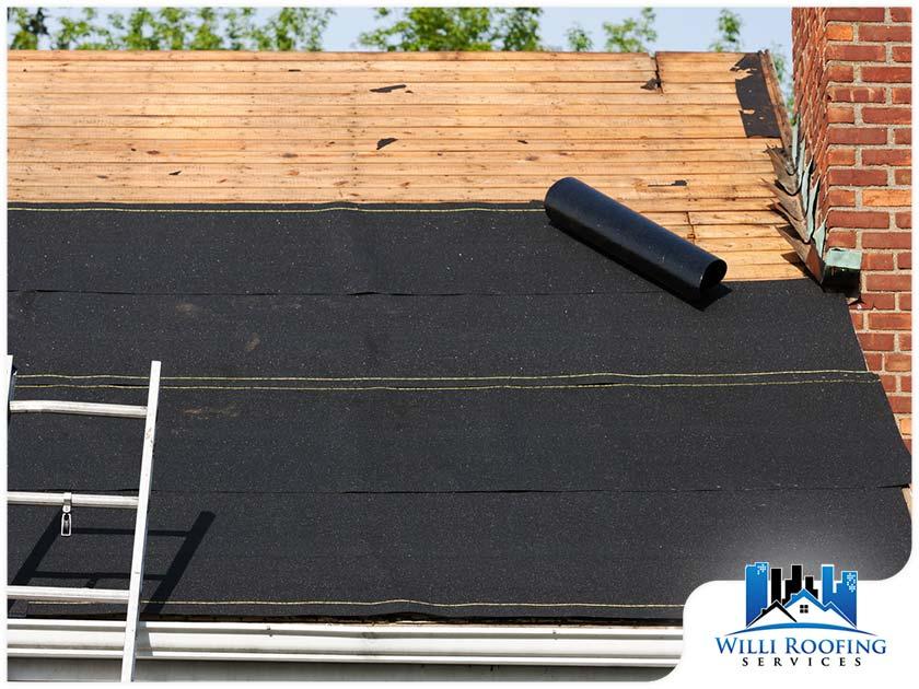 Roof Underlayments