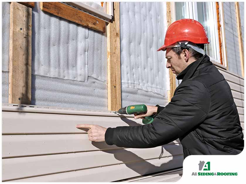 Siding Help Make Your Home Quieter