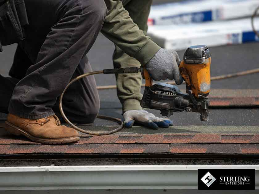 Roof maintenance to extend service life