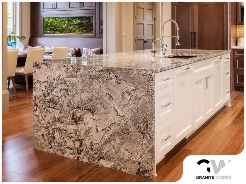 granite countertops kitchen remodeling