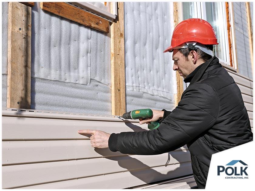 Professional siding contractors