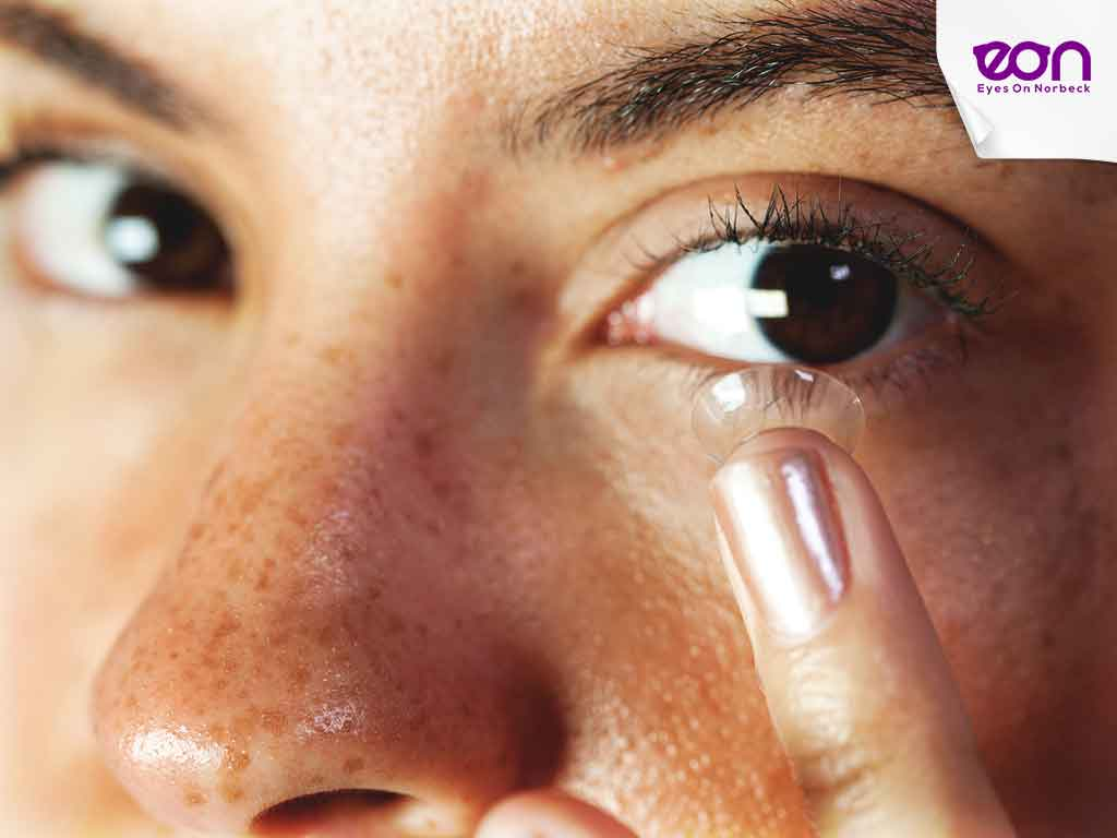 Why You Need to Dispose of Contact Lenses Properly