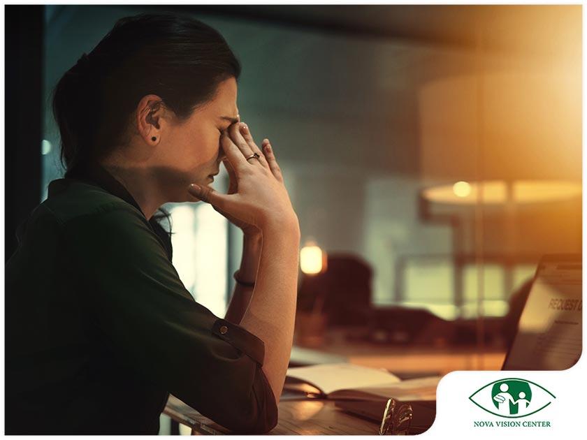 How Lack of Sleep Harms Your Eyesight