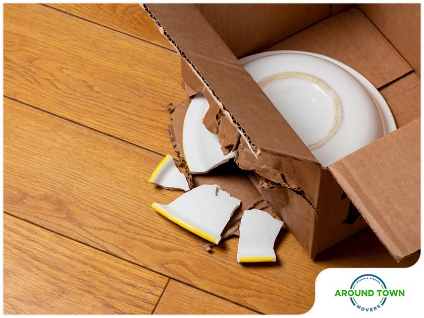 How to File a Claim for Lost or Damaged Items During a Move