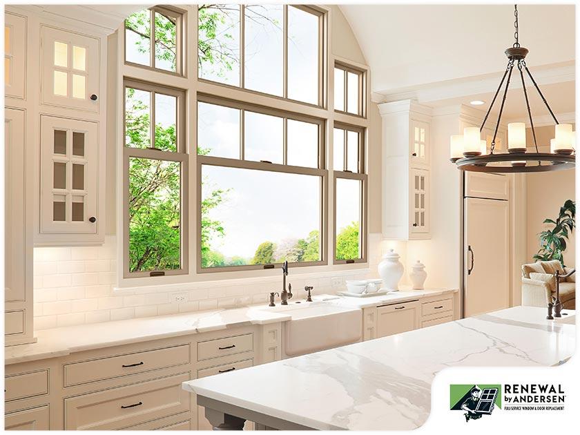 Ideas for Kitchen Sink Windows