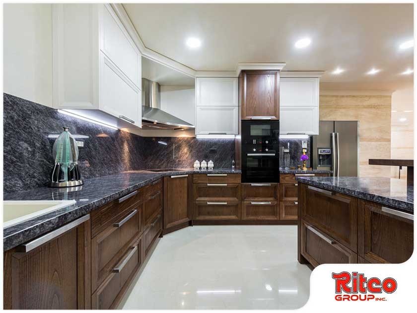 kitchen remodel touches