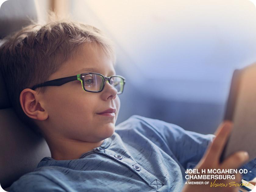 Can Blue Light Glasses Prevent Digital Eye Strain?