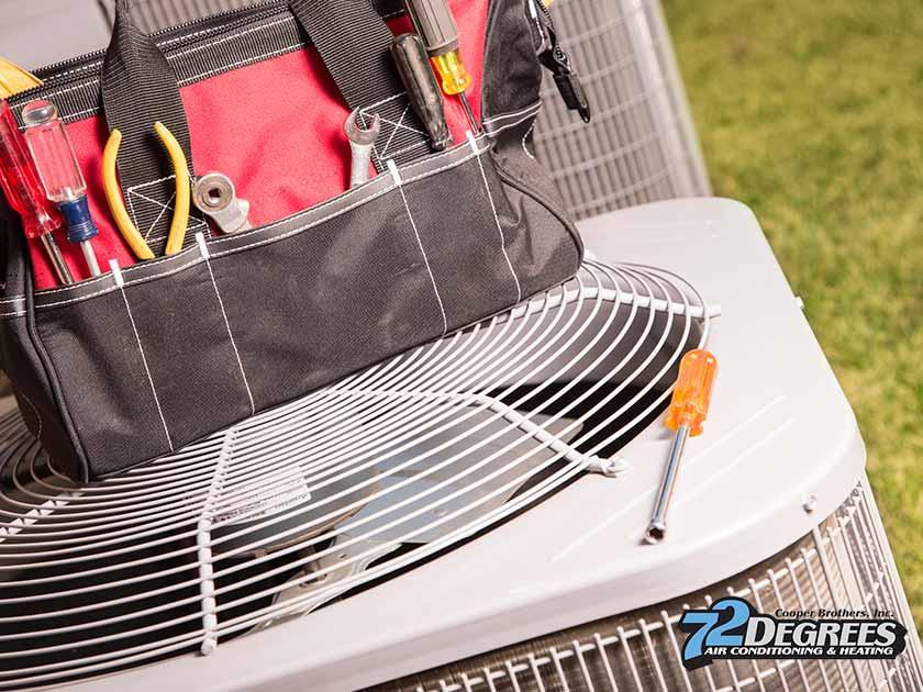 Replacing HVAC