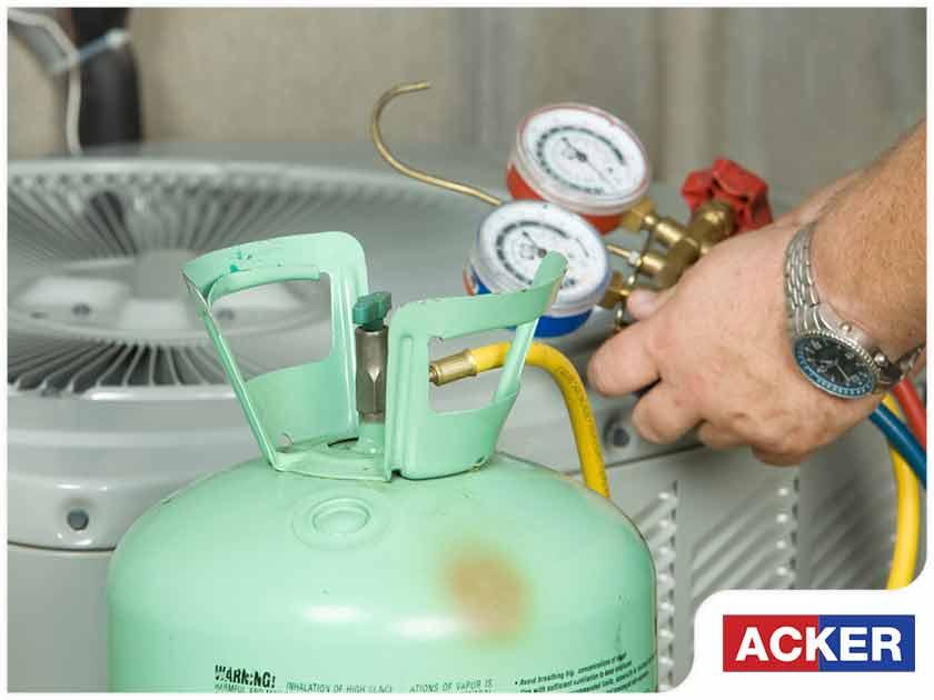 HVAC Refrigerant Dangerous