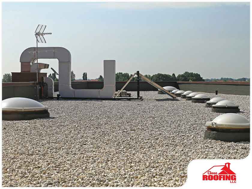 Makes Built-Up Roofs Unique