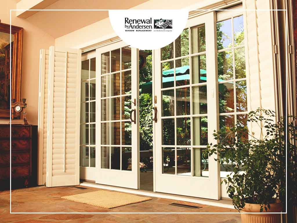 Clean Aesthetics and More Space: Sliding French Patio Doors