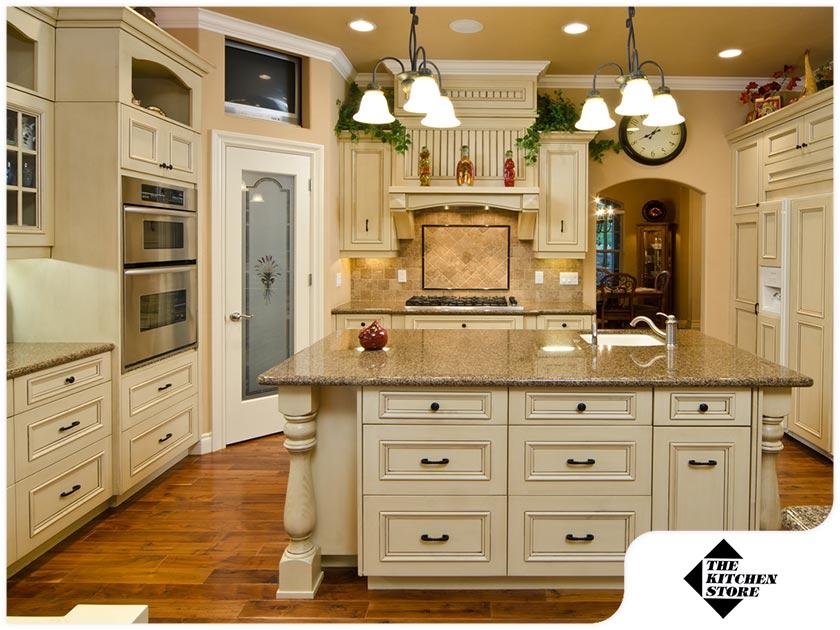 traditional cabinet design remodel