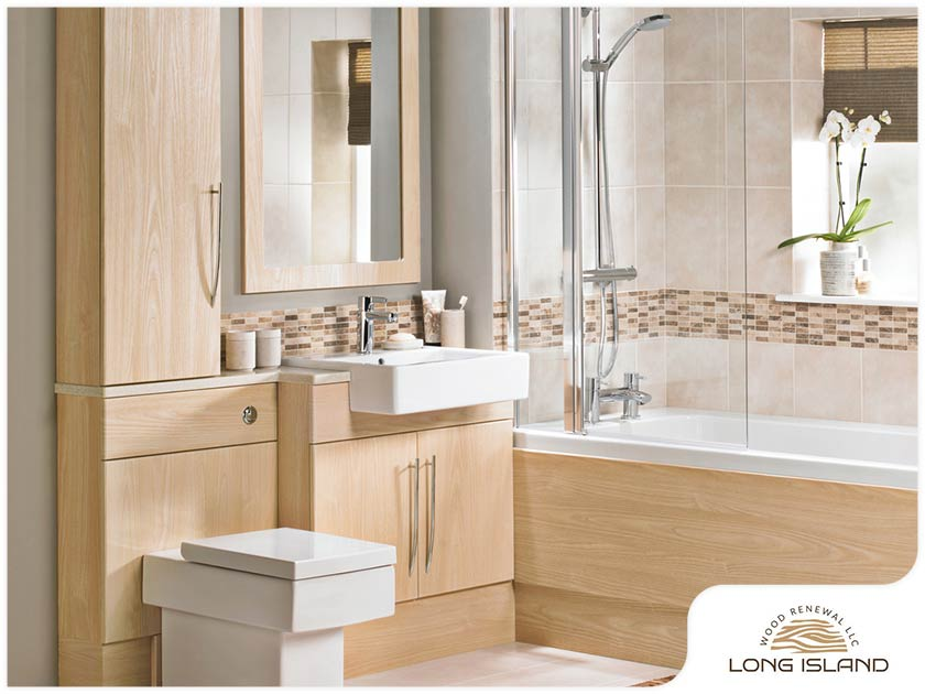 Customize Your Bathroom Cabinets
