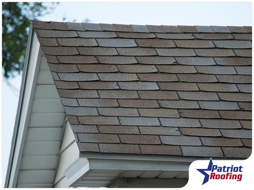 roofing granule loss