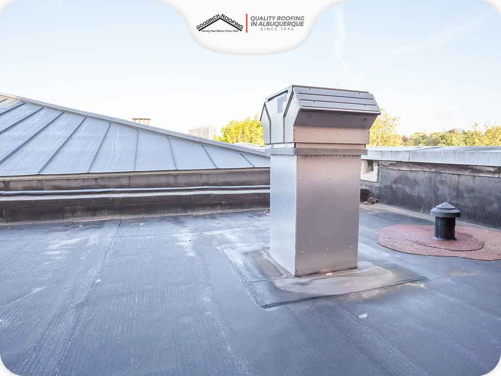 How Hot Weather Can Damage Flat Roofs