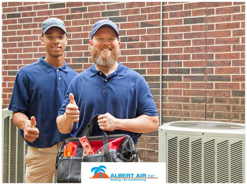 choosing an HVAC contractor