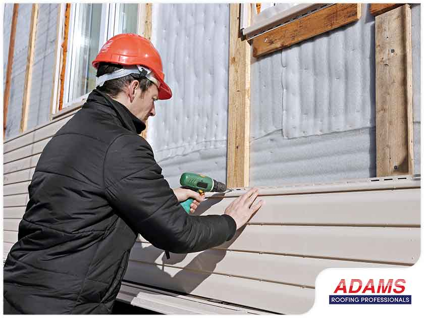 residential siding installation plank siding roofing company
