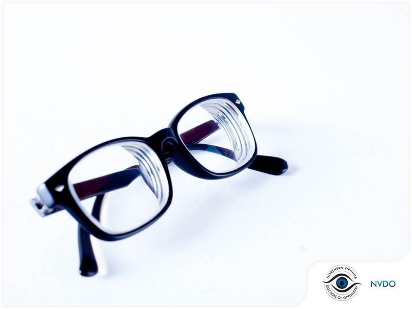 high-index glasses