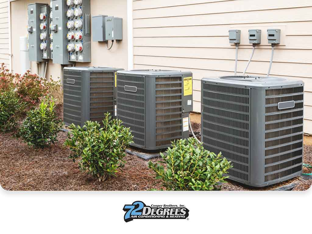 How to Keep Your HVAC From Being Too Obvious in Your Backyard