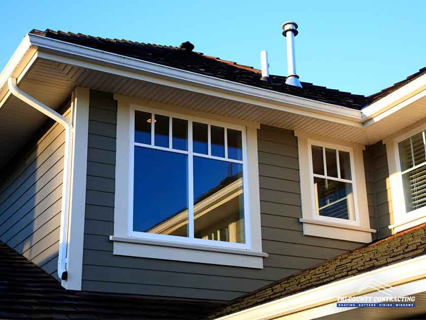replace siding and windows