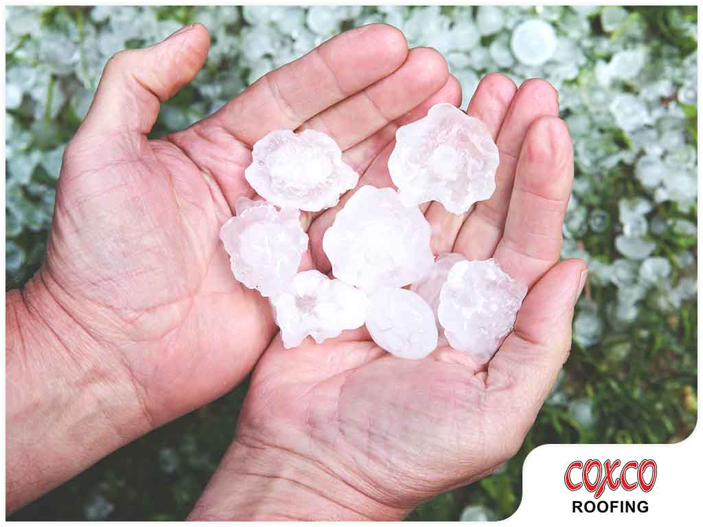 What to Do if Hail Damages Your Home