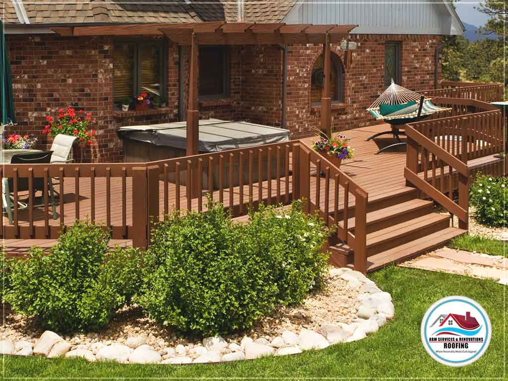 What You Need to Know About Deck Footing