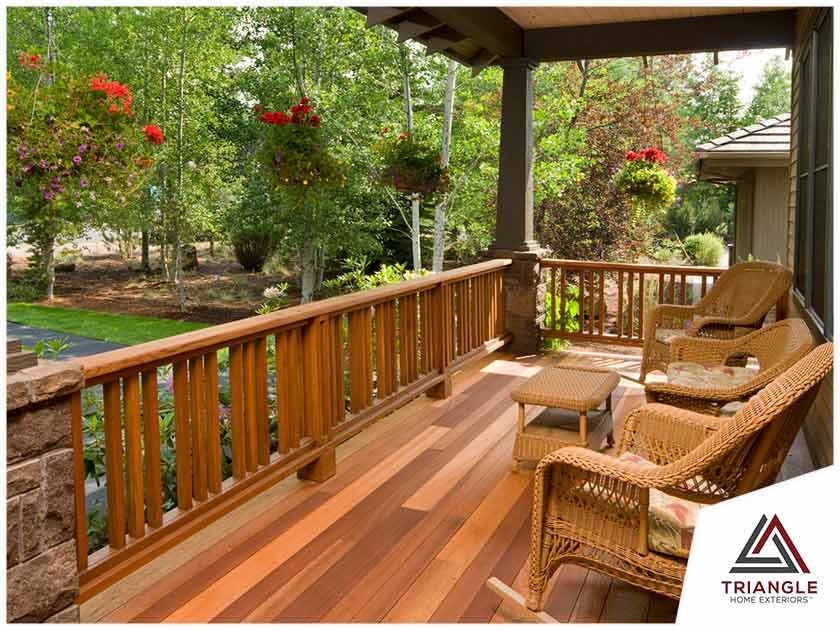 exterior remodeling companies deck installation