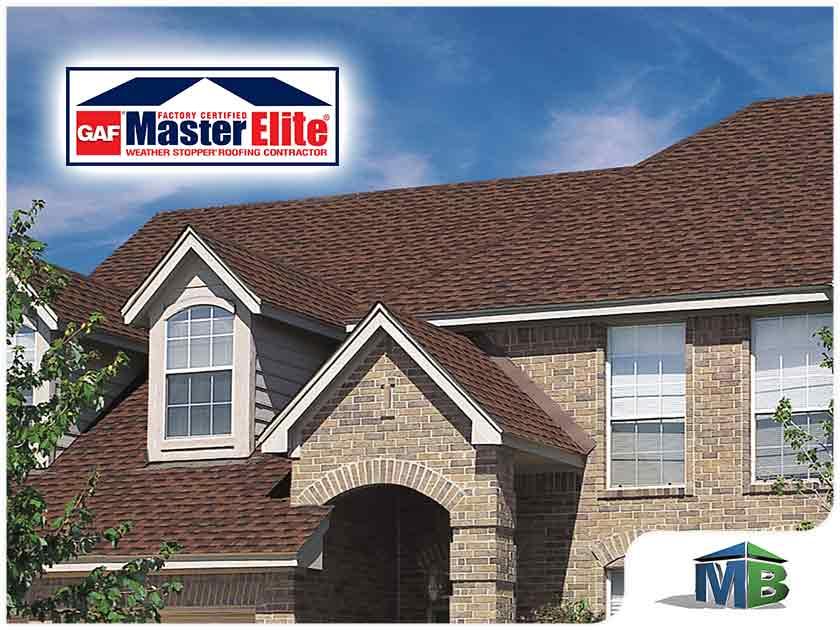 GAF Master Elite Roofer