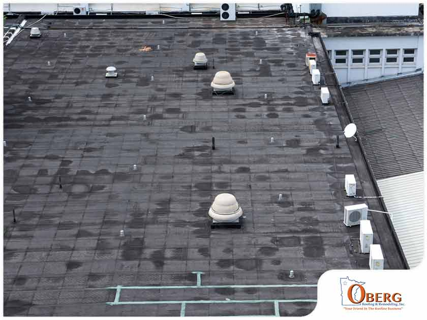 Commercial Roofing Damage