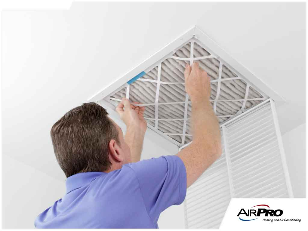4 Types of HVAC Filters