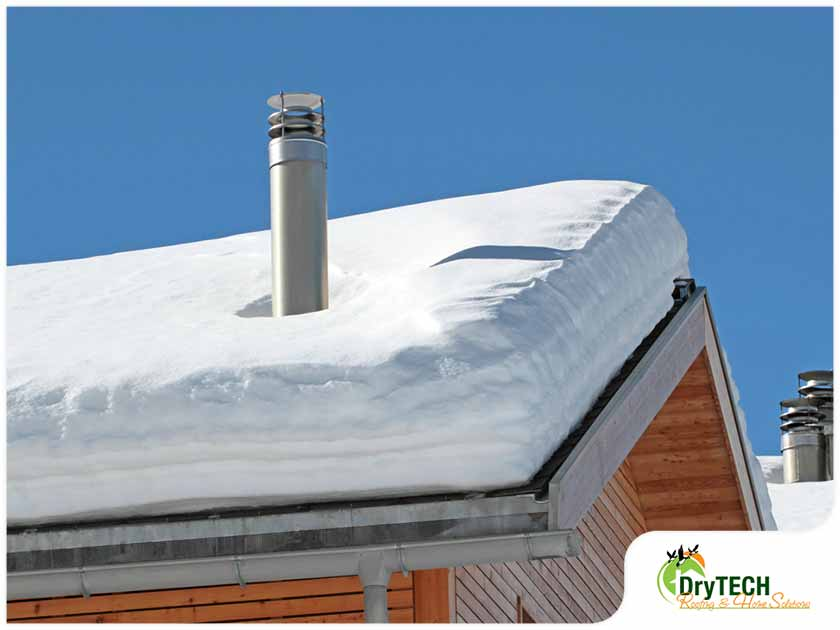 Winter Season Cause Damage to Your Roof