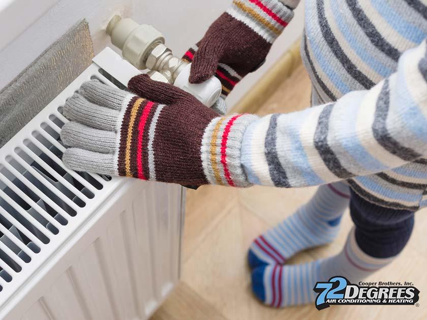 Heating Myths