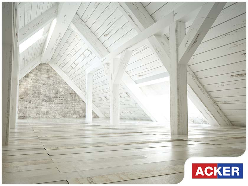 how the attic affects HVAC performance
