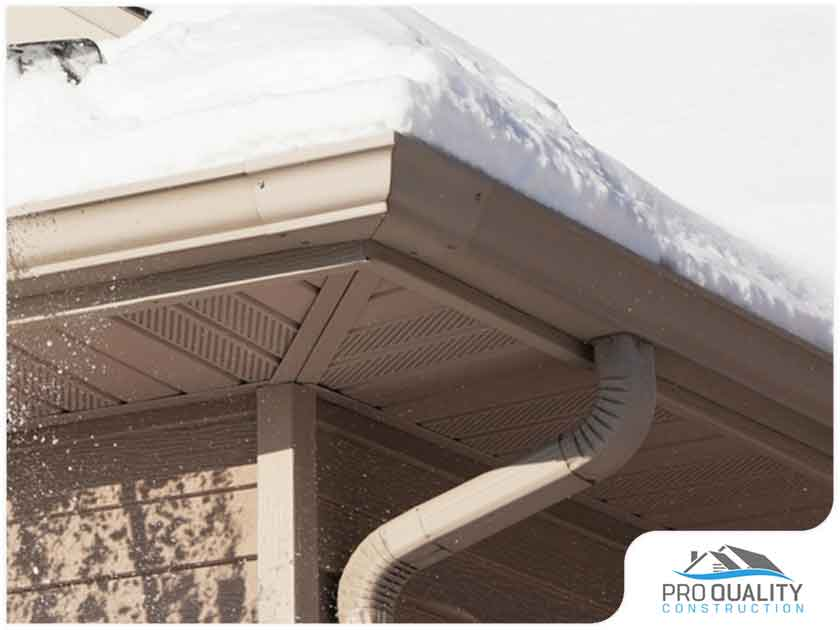 Manage Your Gutters This Winter