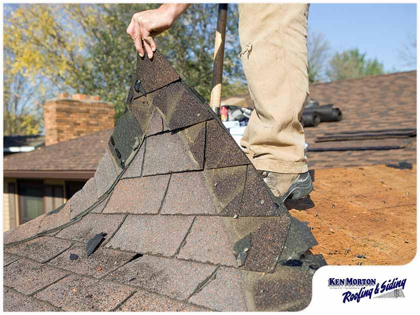 roof repairs tear off