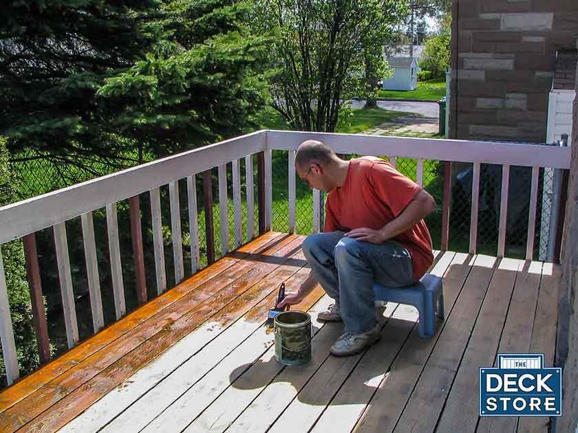 Revitalizing Your Deck