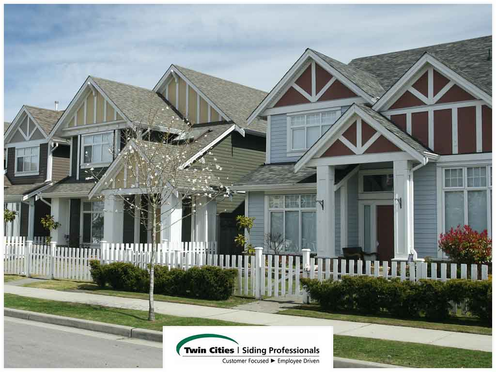 Replace Your Siding During The Fall Season
