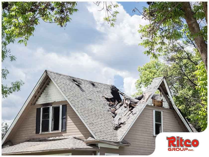 Filing a Storm Damage Claim