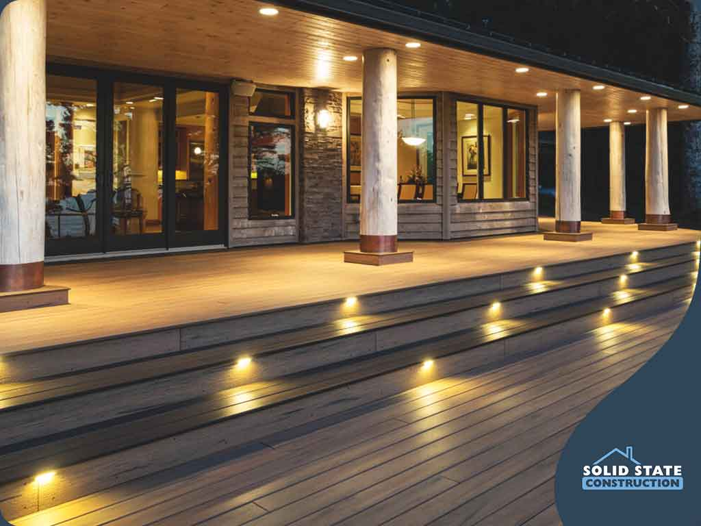 TimberTech® Deck: Care and Maintenance Tips