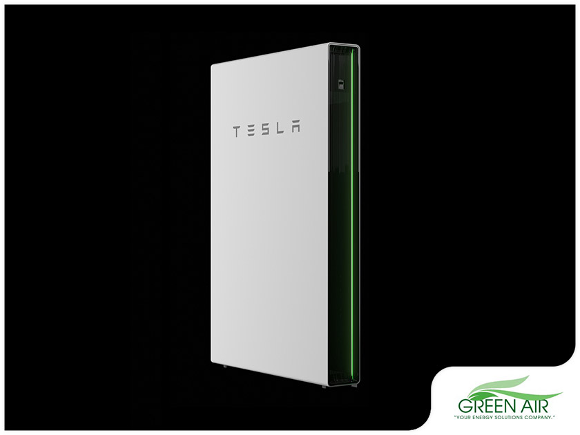 Product Spotlight: Tesla Powerwall Lithium Battery System