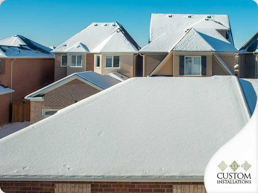 Is Snow Roofing Damage Covered By Your Insurance