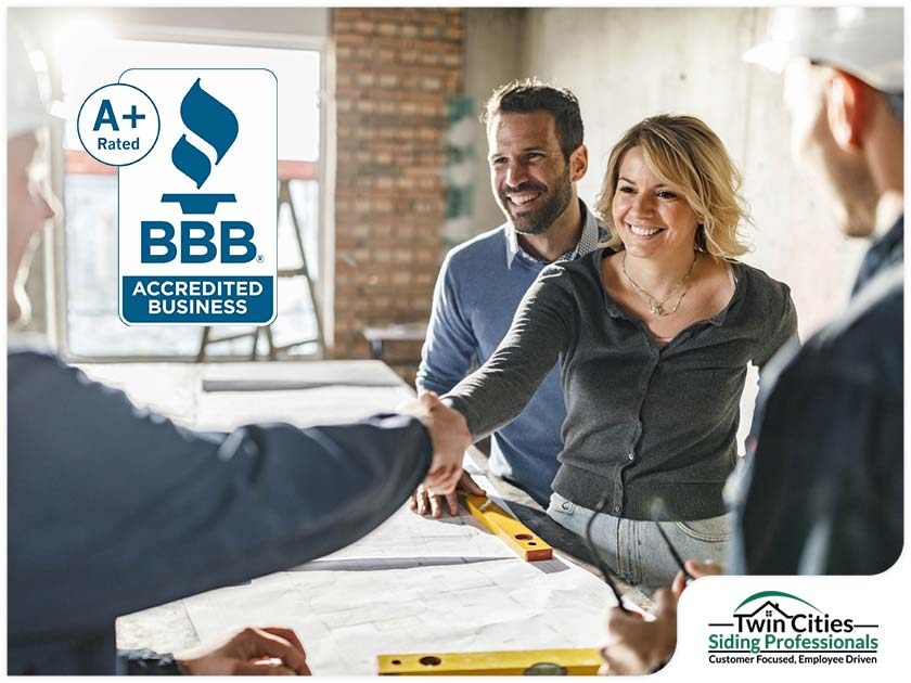 How Working With A Bbb A Rated Contractor Benefits You