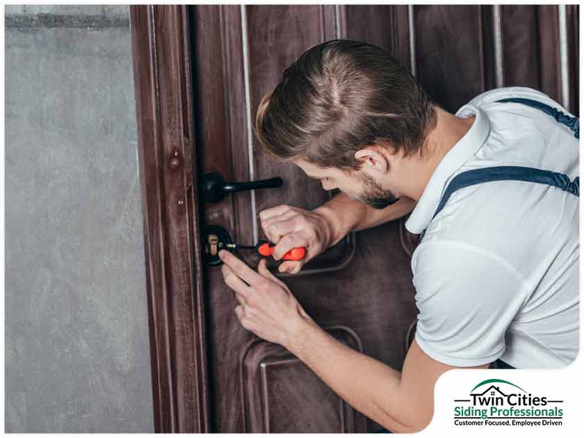 What You Need To Know Before Replacing Entry Door Locks