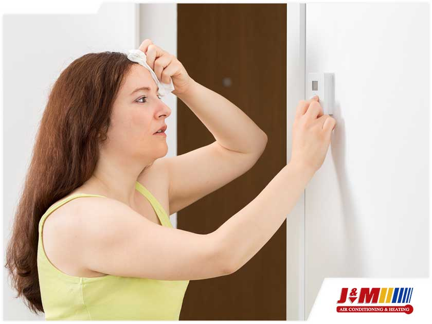 heat pump false alarms