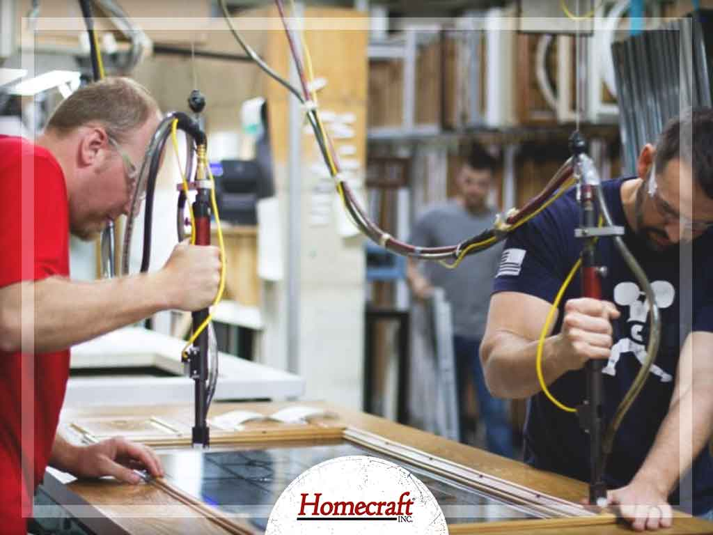Healthy Worksite Practices and Expert Customer Service With Homecraft
