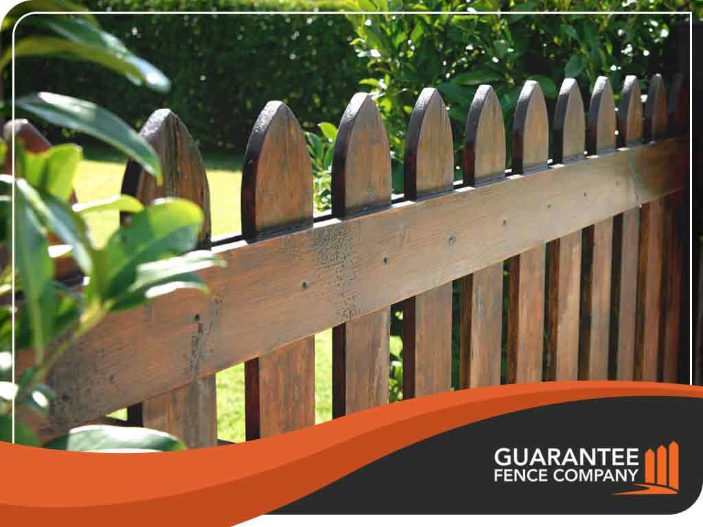 Examining the Most Common Residential Fence Types