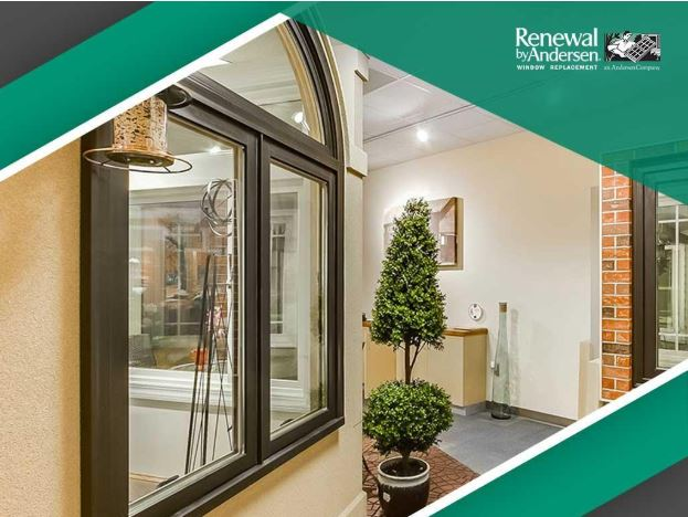 Introducing Renewal by Andersen® All-Black Window Frames