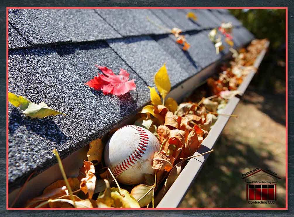 How Clogged Gutters Can Put Your Home at Risk