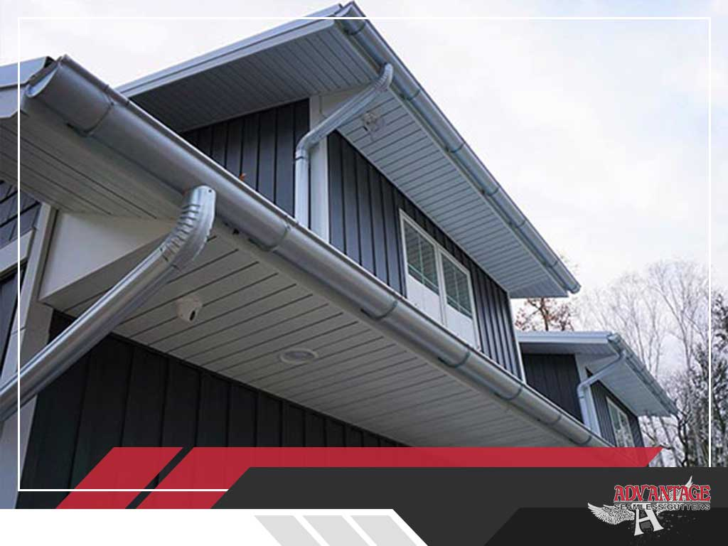 3 Different Types of Gutter Materials
