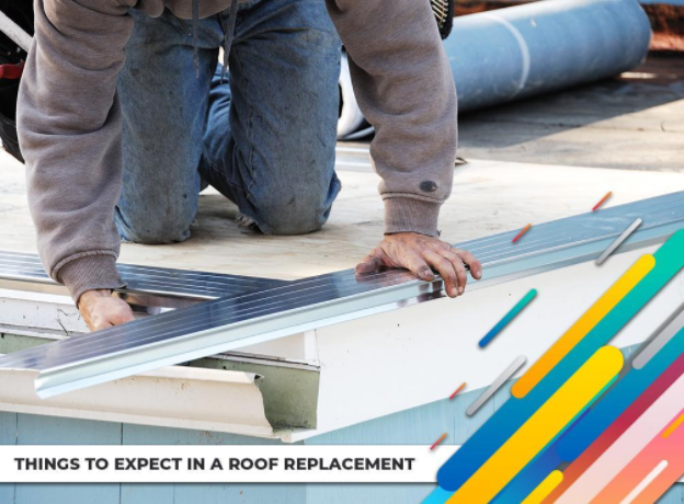 Things to Expect in a Roof Replacement